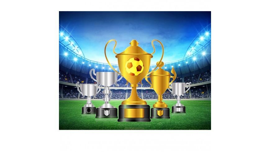 Trophées de football personnalisés