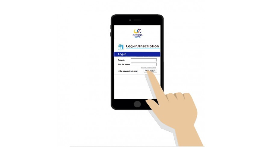 Ihre Online-Registrierung