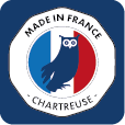 logo made in France und Chartreuse