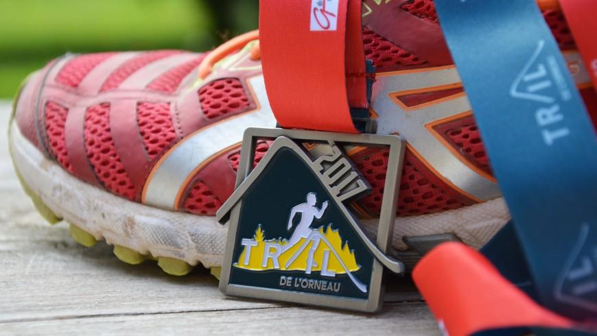 Benutzerdefinierte Trail Medaillen